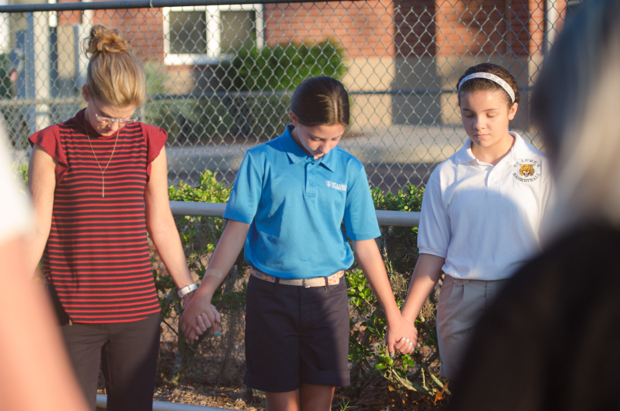 St. Luke's – See You at the Pole